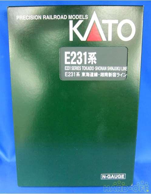 Kato E231 Línea Tokaido Shonan Shinjuku conjunto básico Add-on a B adicionales 10 594