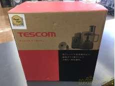 フードプロセッサー TESCOM