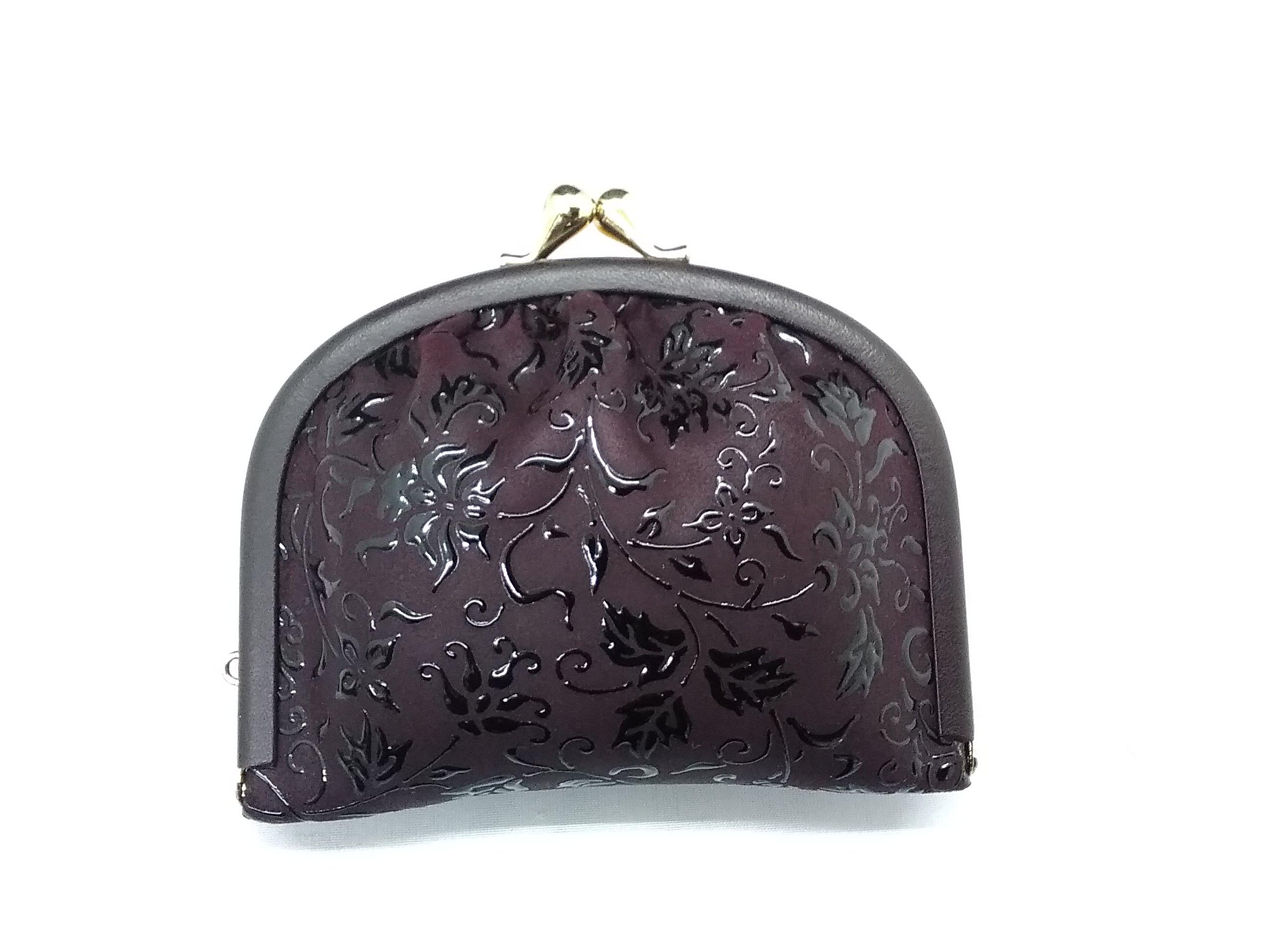 がま口財布|印傳屋