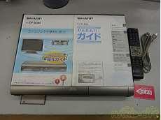 ジャンク DVD/HDDレコーダー SHARP