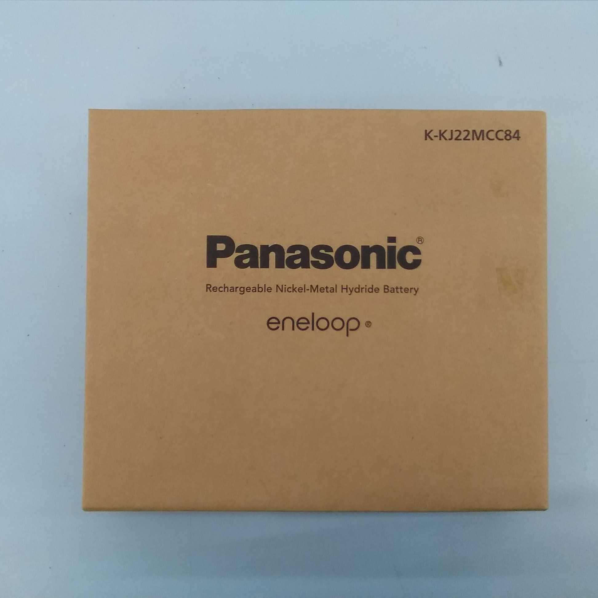 充電式ニッケル水素電池 PANASONIC