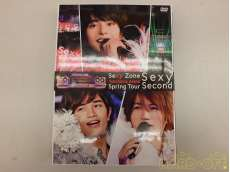 SexyZone SpringTour Second|PONY CANYON
