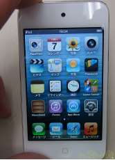 iPod touch 第4世代|APPLE