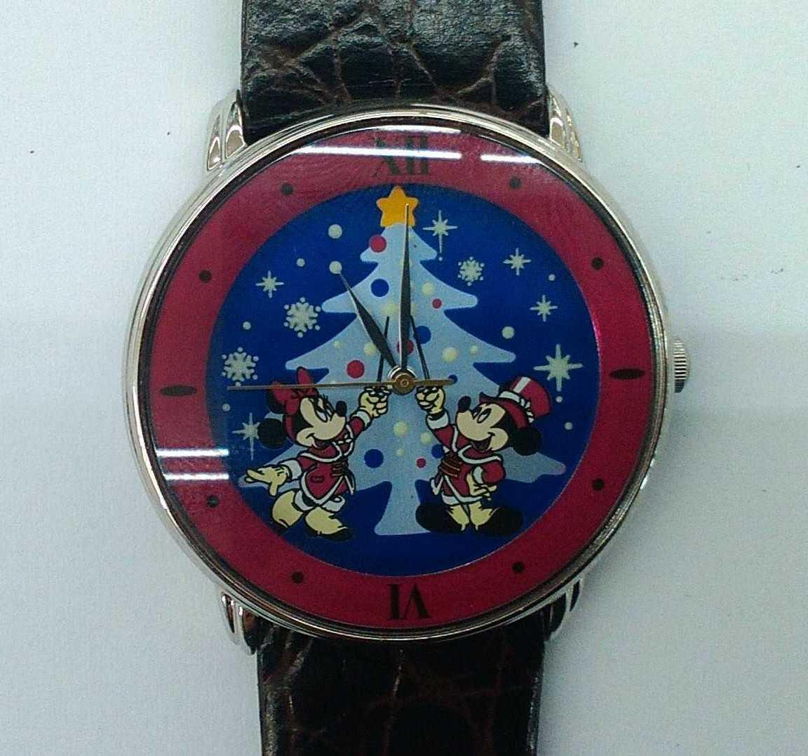 1997年クリスマス限定腕時計|ディズニーランド