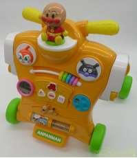 アンパンマン手押し車|アガツマ