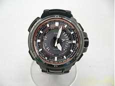 PROTREK ソーラー電波腕時計|CASIO