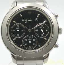 クォーツ・アナログ腕時計|AGNES B.