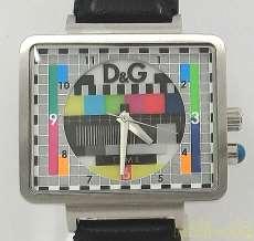 D&G メンズクォーツ MEDICINEMAN D&G