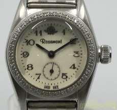 クォーツ・アナログ腕時計|ROSEMONT