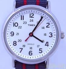 Weekender Slip Thru Watch|TIMEX