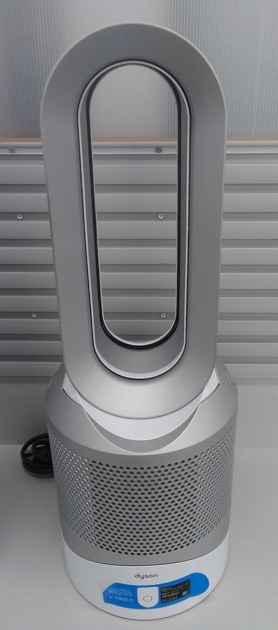 空気清浄機能付きファンヒーター|DYSON