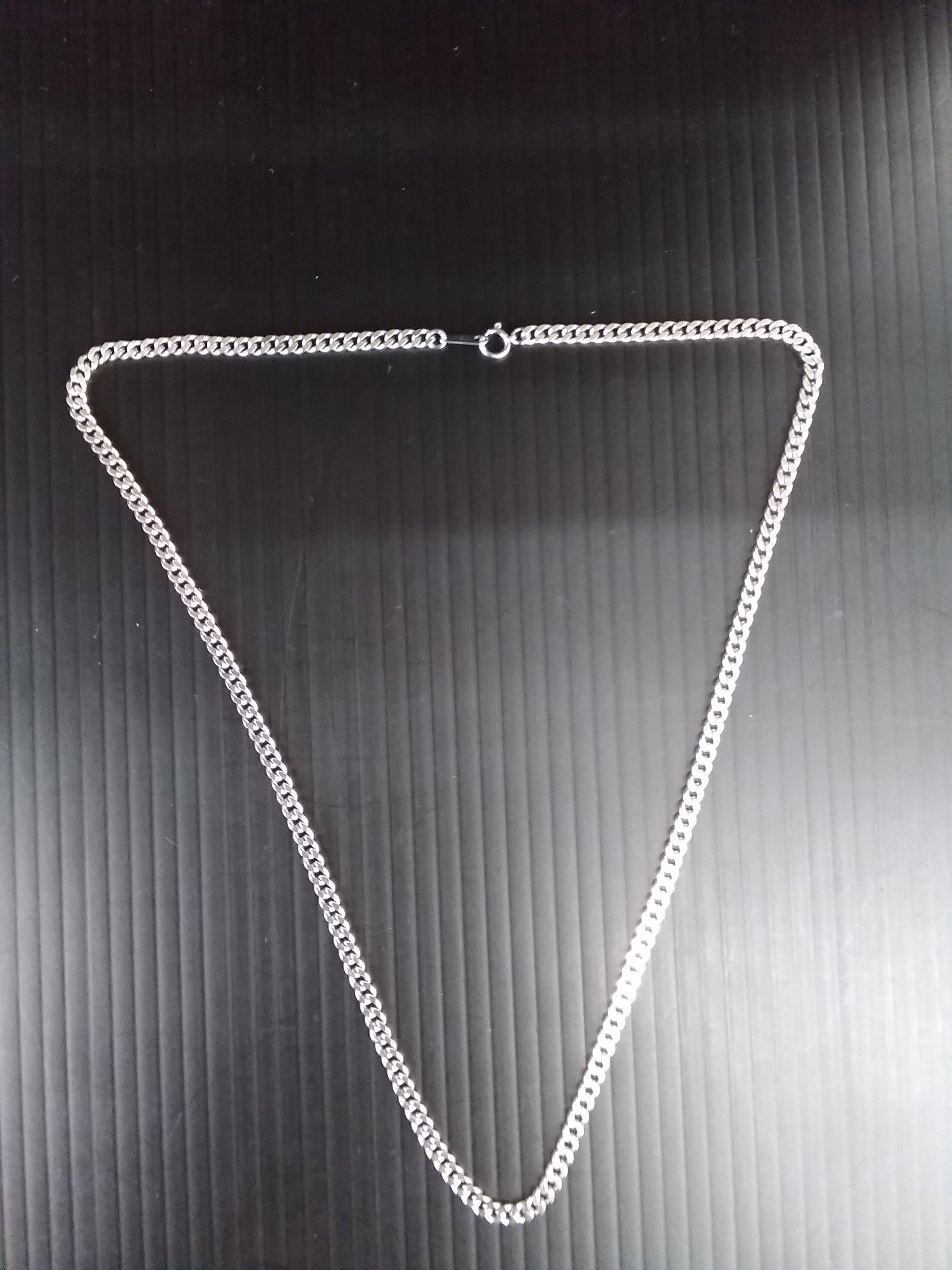 ネックレス|2面カット