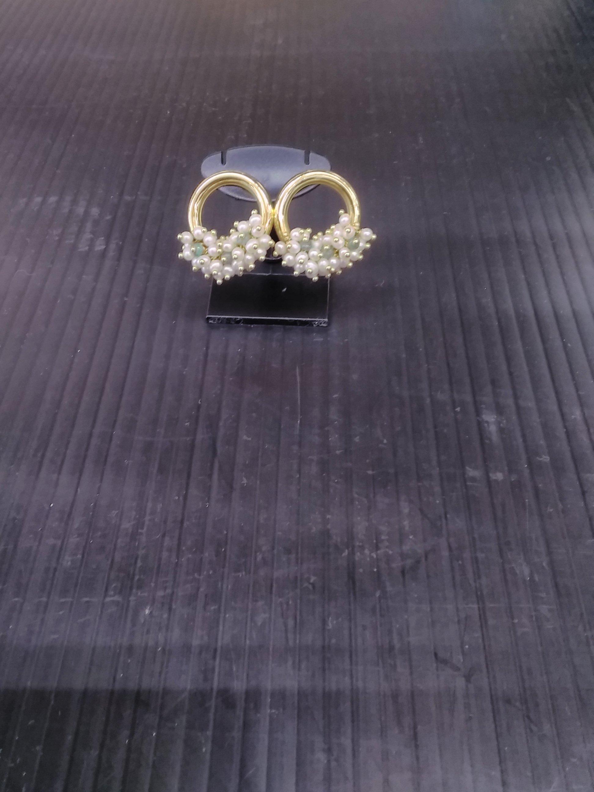 ピアス|宝石付きピアス