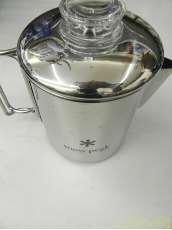 ステンパーコレーター 6カップ SNOWPEAK