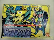 聖闘士星矢 聖闘士聖衣大系 ドラゴンクロス 紫龍