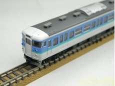 115 1000系近郊電車 (長野色)|TOMIX
