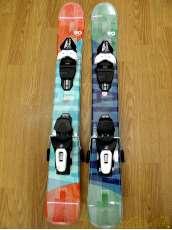 ショートスキー OREO90 ミックスカラー|SWALLOW