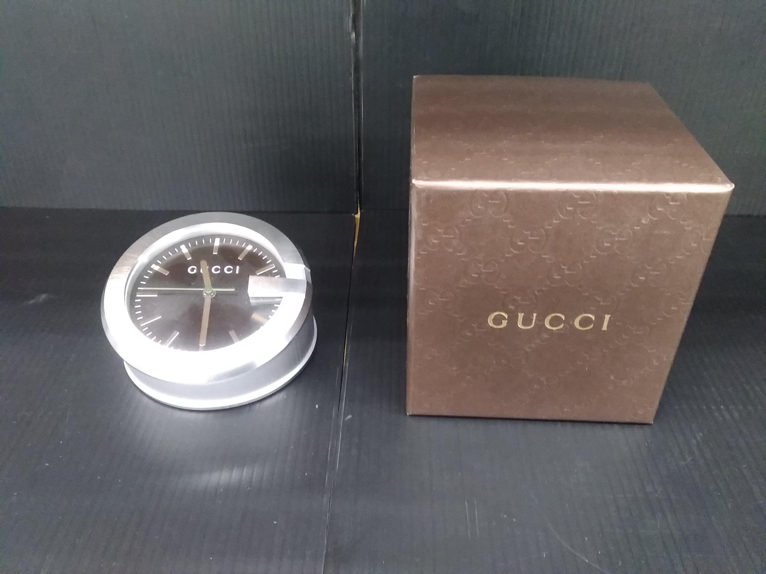置時計|GUCCI