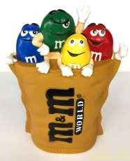 貯金箱 M&M'S