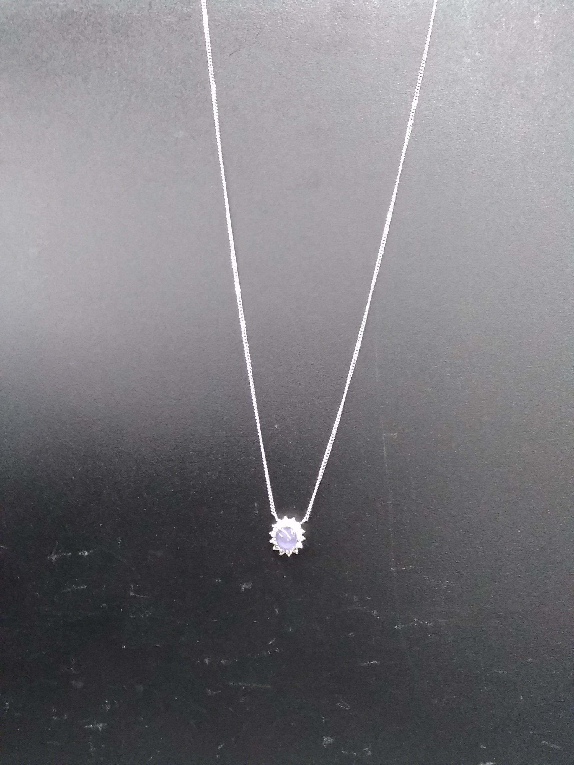 ネックレス|ダイヤ