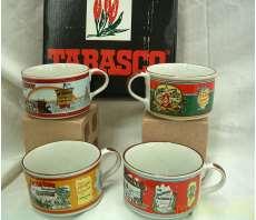TABASCO スープカップ|