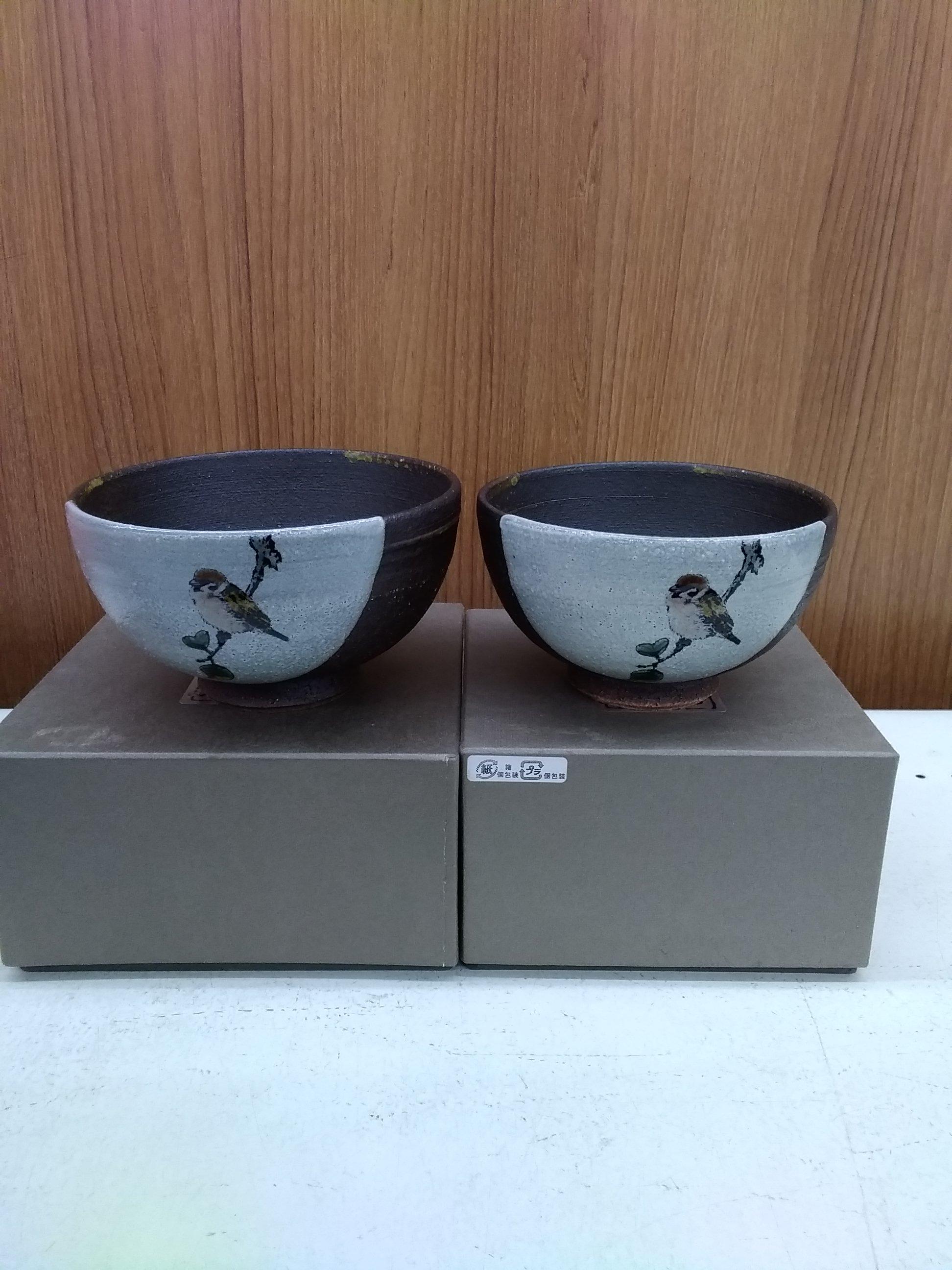 福来良雀(ふっくらすずめ)|九谷陶志窯