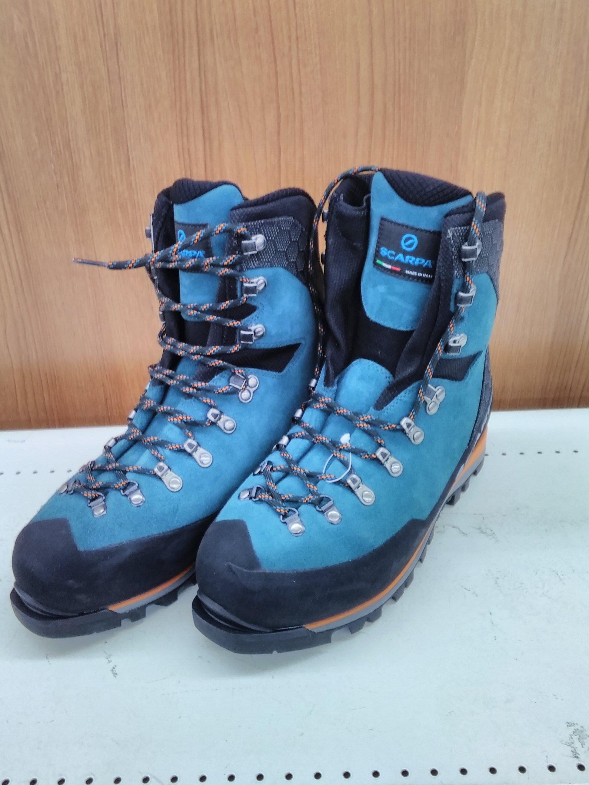 登山靴:27CM MONT BLNC