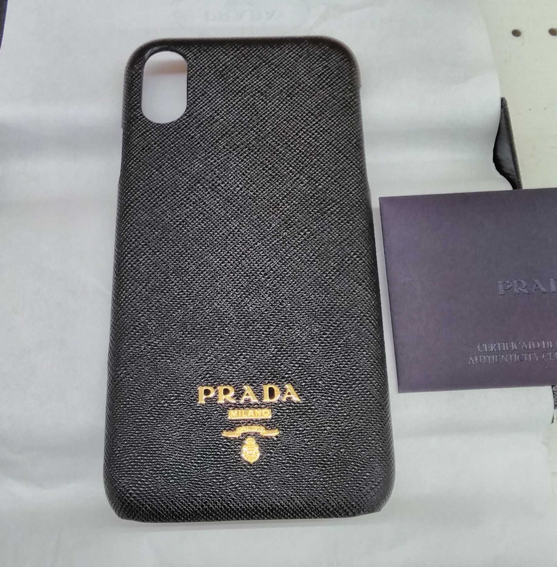 IPHONE XR用|PRADA