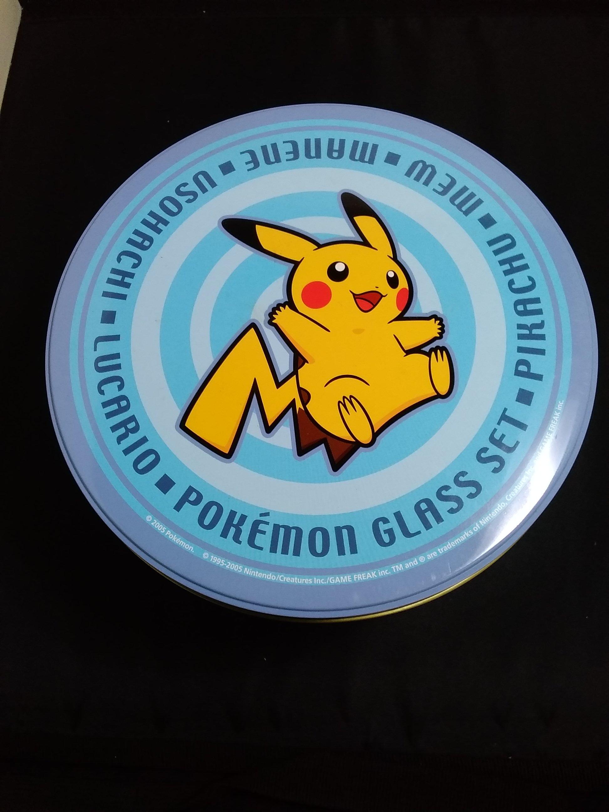 グラス5個セット|株式会社ポケモン