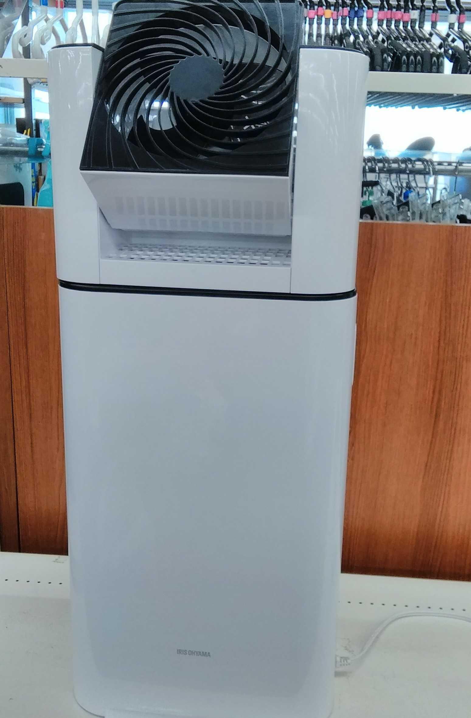 サーキュレーター衣類乾燥除湿機|IRIS OHYAMA