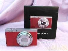 FUJIFILM デジタルカメラ XF1 光学4倍 レッド