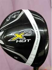 X2 HOT PRO リシャフト 15度|キャロウェイ