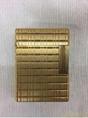 エス・テー・デュポン ゴールドカラーガスライター|S.T.DUPONT