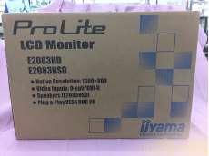 液晶モニター IIYAMA/E-YAMA