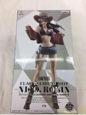 FLAG DIAMOND SHIP NICO ROBIN|プライズ(BANPRESTO)