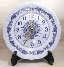 CITIZEN 陶器皿時計|CITIZEN