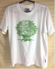 プリント 白 Tシャツ