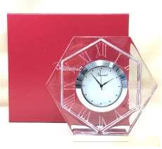 バカラ アビスクロックL 置き時計|BACCARAT