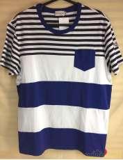 ストライプ柄 Tシャツ