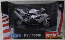 1:10 Aprilla RSV 1000R|WELLY