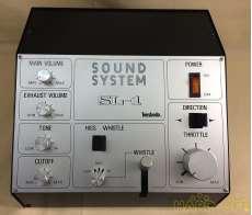 廃盤品 鉄道模型サウンド・システム SL-1
