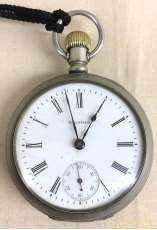【動作品】アンティーク懐中時計|WALTHAM