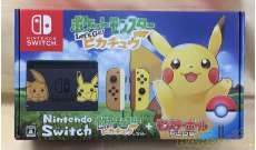 Nintendo Switch ポケットモンスター Let's Go! ピカチュウセ|NINTENDO