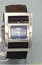 クォーツ・アナログ腕時計|FENDI