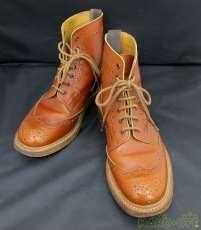ウイングチップ ブーツ TRICKER'S