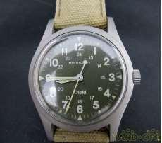 手巻腕時計
