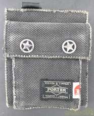 二つ折り財布 PORTER