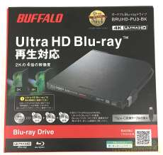 ポータブルBlu-rayドライブ|BUFFALO