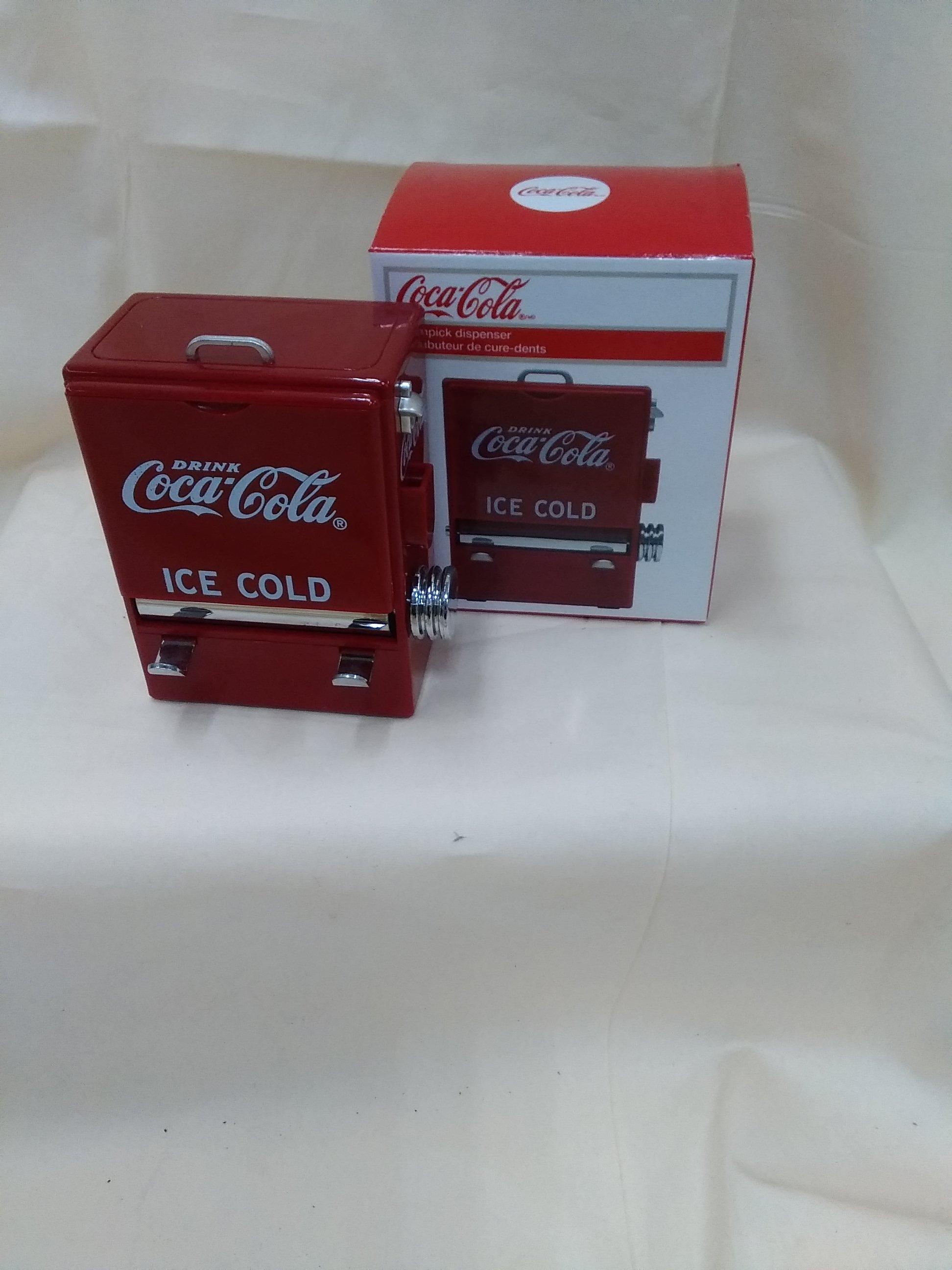 爪楊枝立て コカコーラ