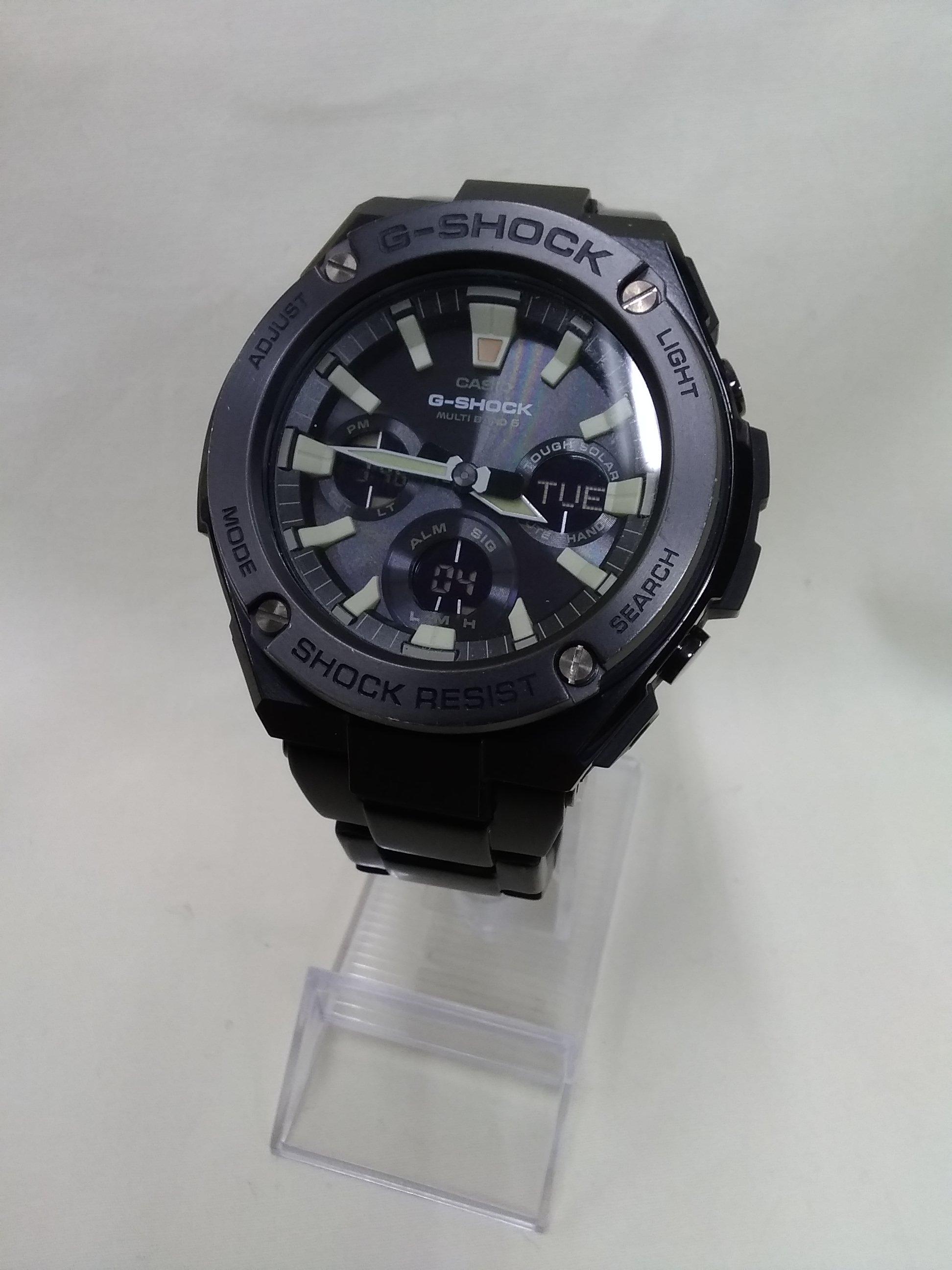 腕時計 ソーラー CASIO